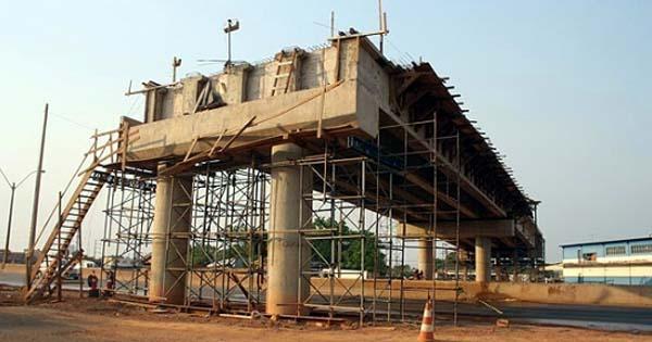 Brasil caiu em tamanho de infraestrutura