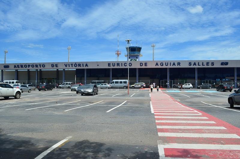Aeroporto de Vitória é eleito o melhor do País pela segunda vez