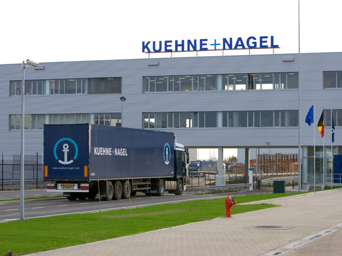 kuehnenagel logistics
