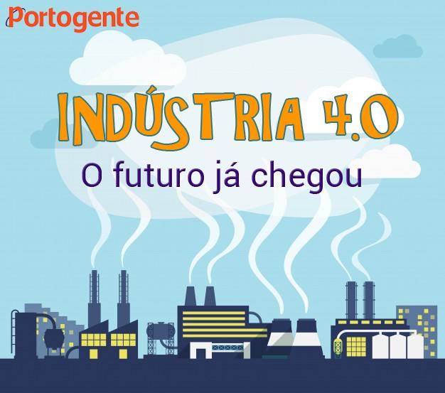 Indústria 4.0: O que é ? O que esse mercado espera dos profissionais?