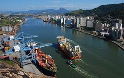 os 10 princ portos do Brasil em 2016 fig 12