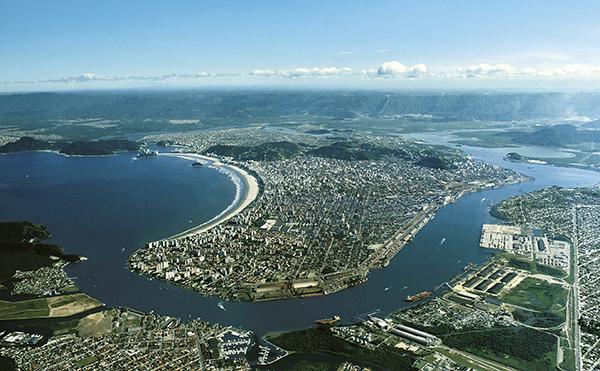 MPF barra construção de porto privado em Santos