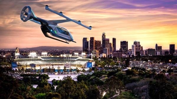 voos elétricos